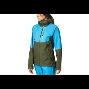 NWT Women's Goretex Exposure 2 Paclite Jacket